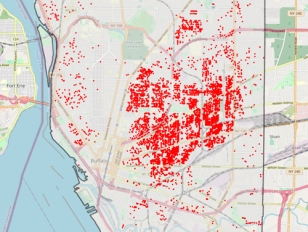 Urban Planning Students ID Vacant City Lots for Possible Reuse
