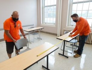 New Procedures, Precautions in Place for Fall 2020 at Buffalo State