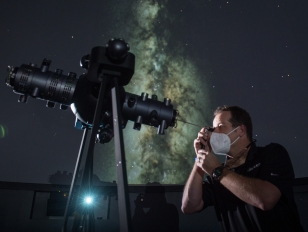 Planetarium Offers Opportunities Beyond the Stars
