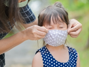 In the News: Education Professors Share Tips on Getting Young Kids to Wear Masks