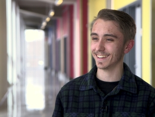Students Who Soar: Psychology Graduate Finds Happiness in Real-World Applications of Workplace