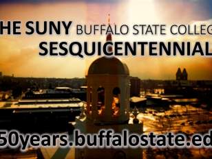 Video: Buffalo State College 150th Anniversary Celebration Preview