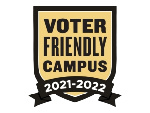 Buffalo State Joins Nationwide Effort to Earn 'Voter Friendly' Designation
